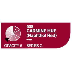 Daler & Rowney Cryla C 75 ml - carmine hue 508 - 2