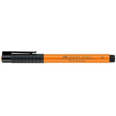 Faber-Castell PITT Artist Pen B - oranžový č. 113 - 2