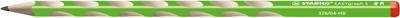 Stabilo EASYgraph S pro praváky 326/04-HB zelená - 2