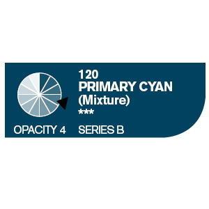 Daler & Rowney Cryla B 75 ml - primary cyan 120 - 2