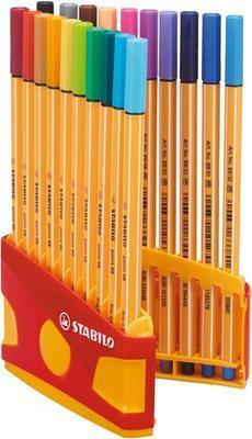 Stabilo point 8820-03 Set ColorParade - 20 ks - 2
