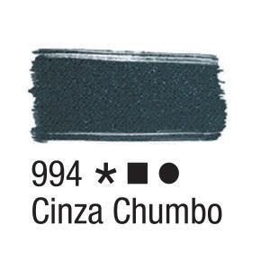 Acrilex Barva na textil 37ml - olověná šedá 994 - 2