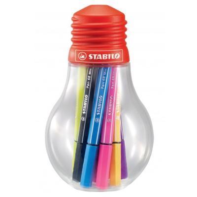 Stabilo Pen 68 Mini Colorful Ideas - 12ks - 2