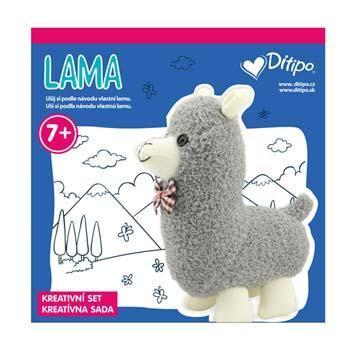 Kreativní set - Lama, Pejsek, Dinosaurus nebo Medvídek - 2