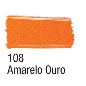 Acrilex Barva na textil 37ml - fluorescenční oranžová108 - 2