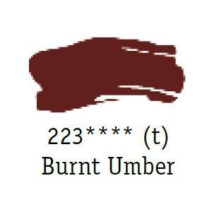 Daler & Rowney - System 3 Original - burnt umber 223 - tuba 75ml - 2
