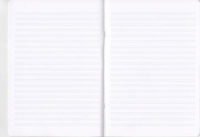 Sešit Herlitz  A4, 16 listů, 3 vodící linky - 2