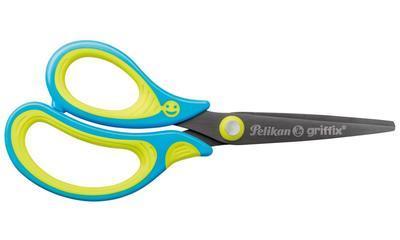 Nůžky Griffix pro leváky - špičaté - 2