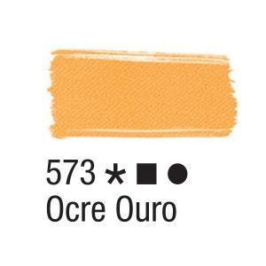 Acrilex Barva na textil 37ml - zlatý okr 573 - 2