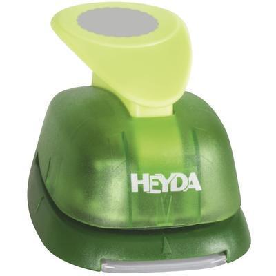 HEYDA Děrovač zelený 38mm - Kolečko vroubek - 2