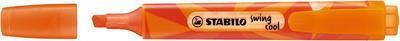 Stabilo Swing Cool ColorMatrix  Zvýrazňovač - oranžový - 2