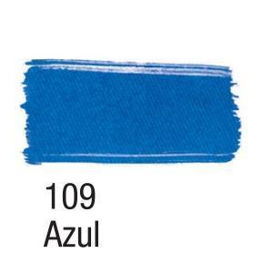 Acrilex Barva na textil 37ml - fluorescenční modrá 109 - 2