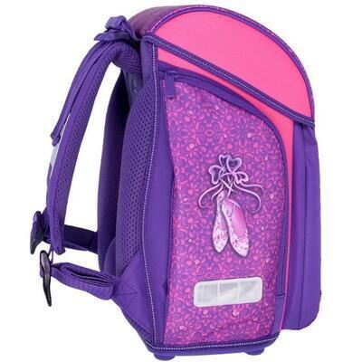 Školní batoh Herlitz  Midi balerína - vybavený - 2