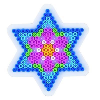 Hama Midi podložka - Malá hvězda - 2