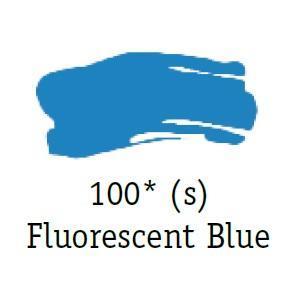 Daler & Rowney - System 3 Original - fluorescent blue 100 - tuba 75ml - 2