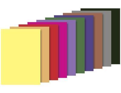 Blok fotokartonů A3, 300 g/m2 - 10 listů - 2