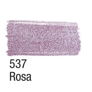 Acrilex Barva na textil 37ml - metalická růžová 537 - 2