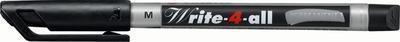 Stabilo Write-4-all, Permanent fix  1 mm - černý - 2