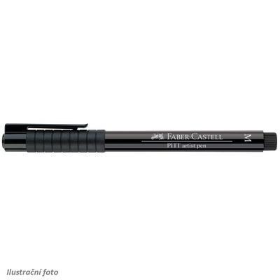 Faber-Castell PITT Artist Pen - M černý - 2