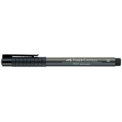 Faber-Castell PITT Artist Pen B - teplý šedý V č. 274 - 2