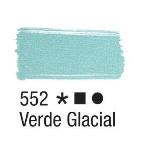 Acrilex Barva na textil 37ml - ledová zelená 552 - 2