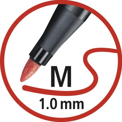 Stabilo Pen 68/75 - sienna - 2