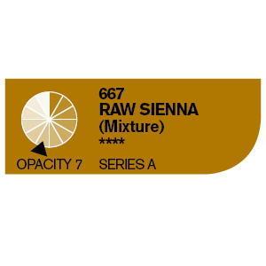Daler & Rowney Cryla A 75 ml - raw siena 667 - 2