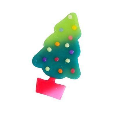 Think Doh Silikonová modelína měnící barvu - zelená/žlutozelená - 2