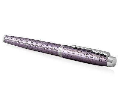 "PARKER čepelové pero ""Premium Dark Violet"" - 2"