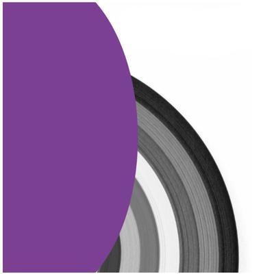 Proužky na Quilling šířka 3mm - fialové - 2