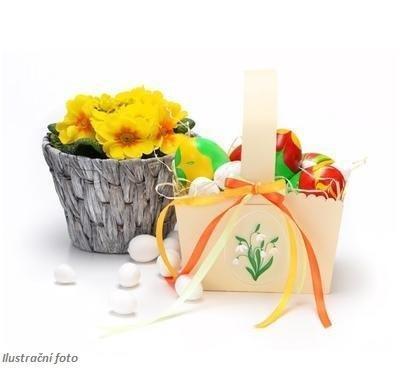 Výřez - Velikonoční košíček maxi, 1 ks - 2
