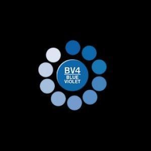 Chameleon Color Tones  Blue Violet - BV4 - 2