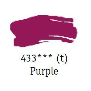 Daler & Rowney - System 3 Original - purple 433 - tuba 75ml - 2