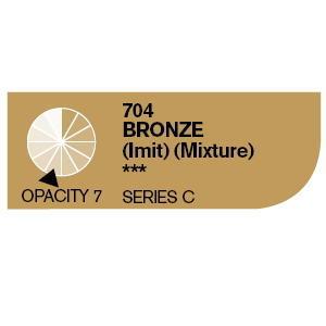 Daler & Rowney Cryla C 75 ml - bronze imitace 704 - 2