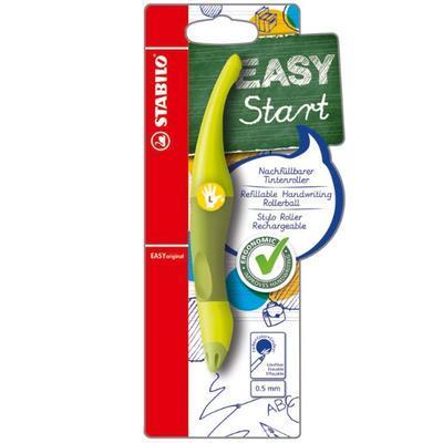 Stabilo EASYoriginal Start Roller - světle/tmavě zelený - pro leváky - 2