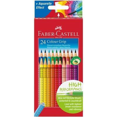 Faber-Castell Pastelky Colour Grip 2001 - 24 ks i pro L - 2