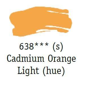 Daler & Rowney - System 3 Original - cadmium orange light 638 - tuba 75ml - 2