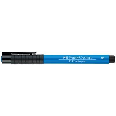 Faber-Castell PITT Artist Pen B - ftalo modrý č. 110 - 2