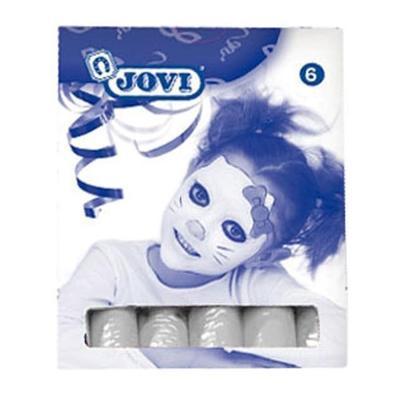Jovi Obličejová barva v tyčince - bílá  - 2