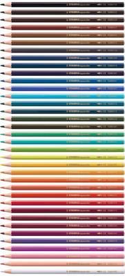 STABILOaquacolor ARTY - 24 barev - 2