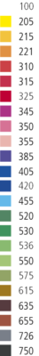 Stabilo Trio Silná pastelka 203/385 - modrofialová i pro leváky - 2