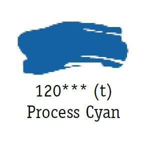 Daler & Rowney - System 3 Original - process cyan 120 - tuba 75 ml - 2