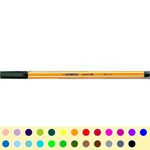 Stabilo Point 88/57 - světle modrá - 0,4 mm - 2