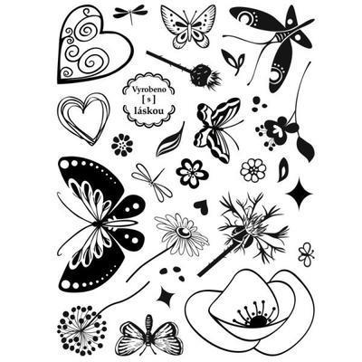 StampoMinos - Motýlí zahrada - 2