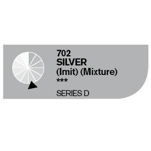Daler & Rowney Cryla D 75 ml - silver 702 - 2