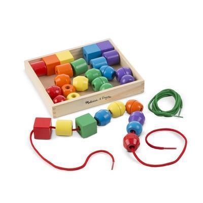 Výuková hračka - Navlékání pro nejmenší - 2