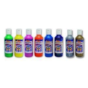 Jovi Temperové barvy glittrové 250 ml - růžová - 2