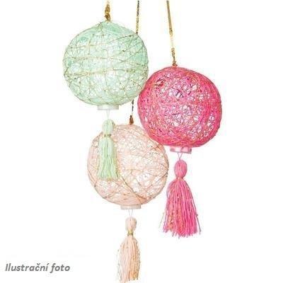 """Kreativní sada """"Craftivity"""" - Super String Lanterns - 2"""