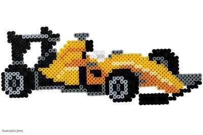 Hama Midi Velká dárková sada - Formule, 4000 ks - 2