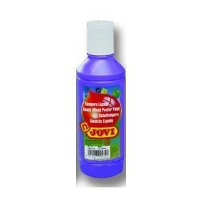Jovi Temperové barvy  250ml v lahvi - fialová - 2